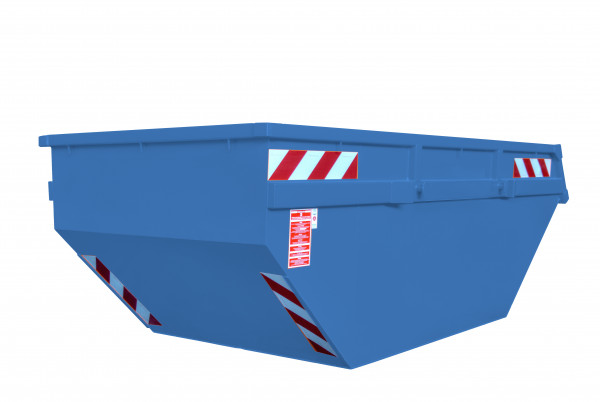 7 cbm Container Sperrmüll